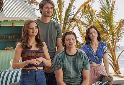 O romance teen A Barraca do Beijo 3 estreia dia 11 de agosto na Netflix