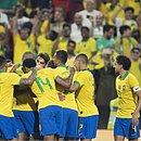 Brasil vence a Coreia do Sul em amistoso disputado nos Emirados Árabes