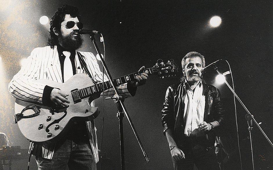 Raul Seixas e Paulo Coelho (Foto: Divulgação)