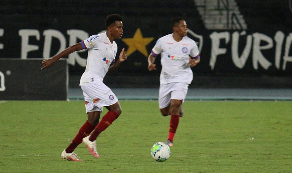 Ramires e Elias atuaram juntos pela primeira vez durante triunfo tricolor sobre o Botafogo