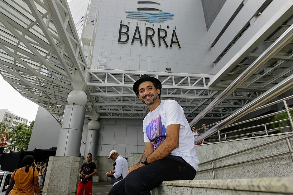 O artista Eduardo Kobra é responsável por murais em mais de 40 países