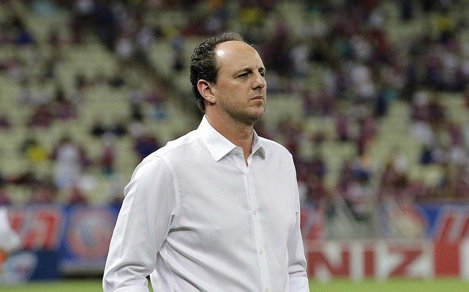 Rogério Ceni renova contrato com o Fortaleza para 2020