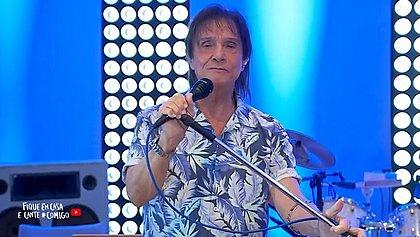 Assista à live de Roberto Carlos e dê os parabéns ao Rei