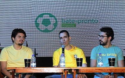 Marcelo Sant'Ana falou sobre a Seleção e o Bahia