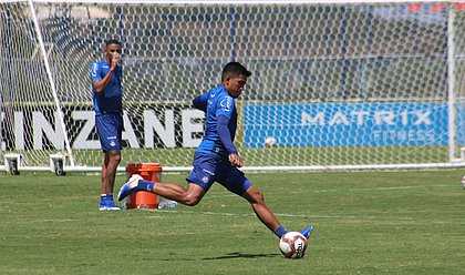 Bahia de Bruno Camilo precisa vencer para não se complicar ainda mais no Campeonato Baiano