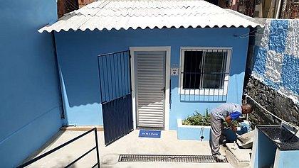 Cerca de 160 casas começam a ser reformadas no Engenho Velho de Brotas