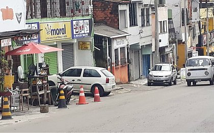 Comércio abre parcialmente, e clima ainda é tenso em São Marcos
