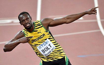 Bolt ganhou o ouro em Pequim-2008, Londres-2012 e Rio-2016