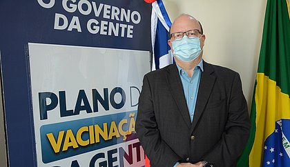 Secretário municipal de Saúde, Marcelo Britto foi acusado de desvios pelo presidente da Câmara de Vereadores