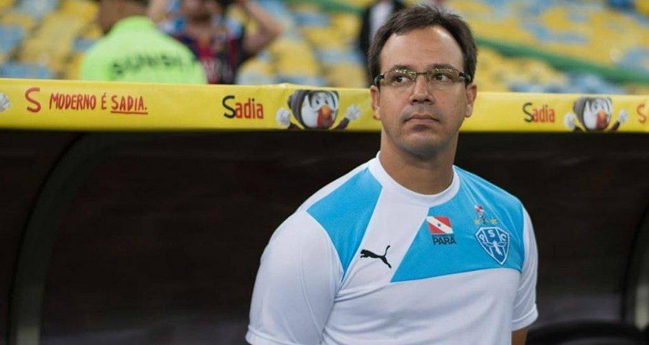 Dado vai assumir o lugar de Cláudio Prates no comando do time sub-23