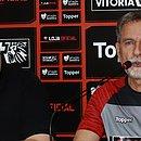 Alarcon Pacheco e Ricardo David terão que ser precisos diante da diminuição de orçamento do clube em relação ao ano passado