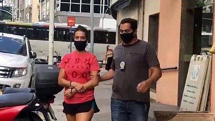 Garota de programa é presa no Rio acusada de estuprar empresário