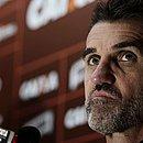 Mancini assume coordenação técnica do São Paulo cinco meses após deixar o Vitória