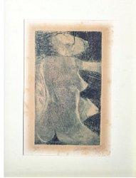 Mulher Nua de Costas