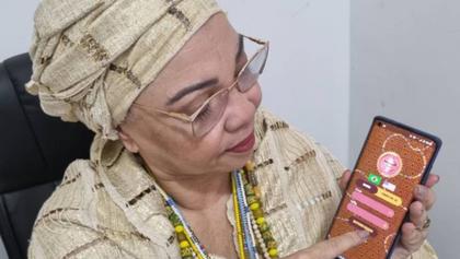 Aplicativo mapeia terreiros e grupos de religiões de matrizes africanas no Rio