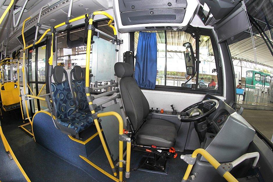 Dois ônibus elétricos começam a rodar no Subúrbio Ferroviário na próxima terça-feira (3)