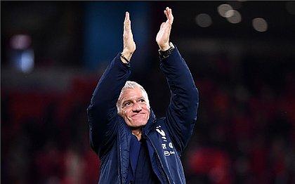 Deschamps comandará seleção francesa até o fim de 2022