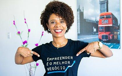 A representante do Sebrae e influenciadora digital Flávia Paixão dá dicas como transformar a internet numa ferramenta