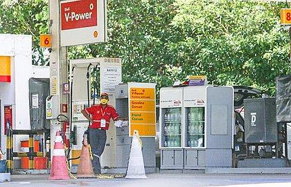 Com a redução da circulação de veículos por conta da pandemia, as vendas  de combustíveis desabaram