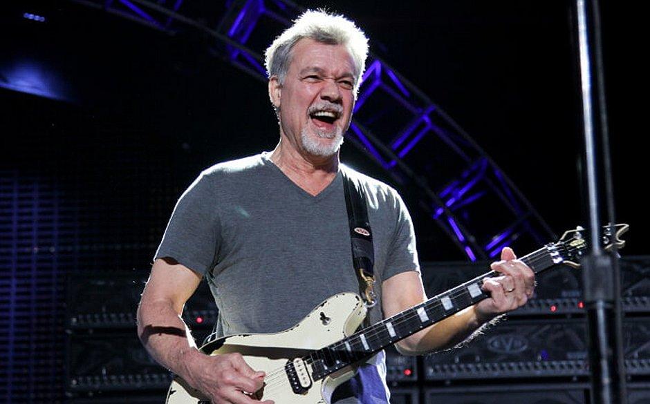Lenda do rock, guitarrista Eddie Van Halen morre aos 65 anos