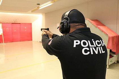 Na Áustria, polícias Civil e Técnica testam novas pistolas compradas pela SSP
