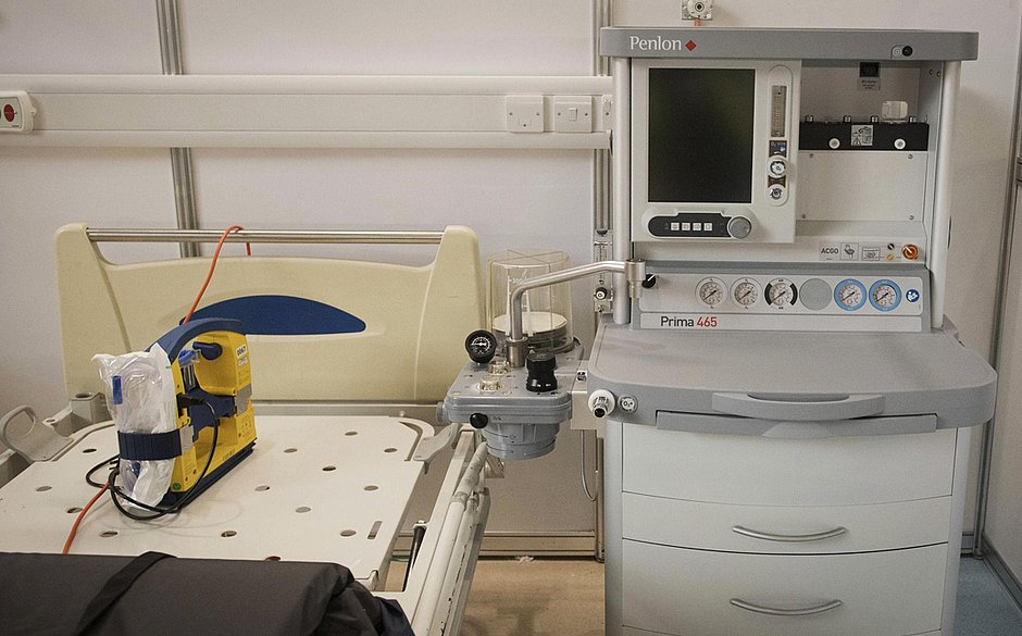 Após retenção de respiradores, governo da Bahia compra novos equipamentos da China