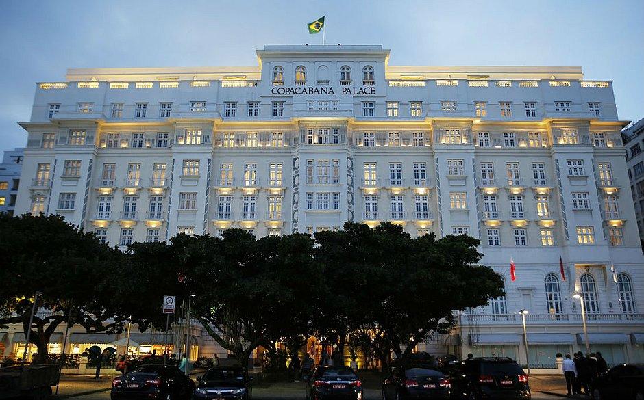 Holding dona da Louis Vuitton compra o Copacabana Palace