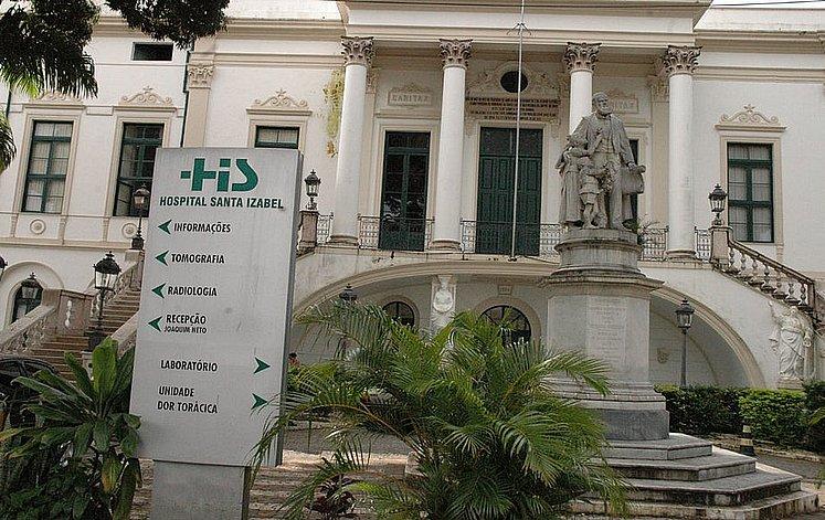 hospital santa izabel