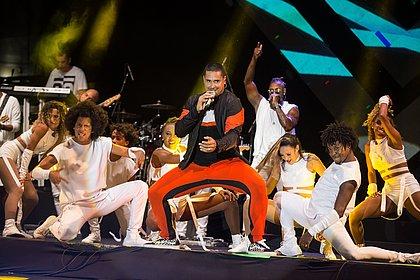 O Harmonia do Samba apresenta A Melhor Segunda-Feira do Mundo hoje, no Wet'n Wild, a partir das 20h