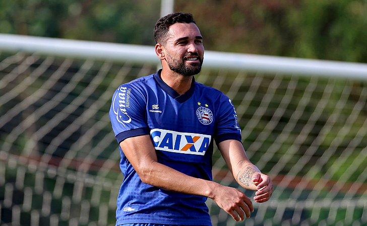 Com Gilberto e sem Zé, Bahia viaja para enfrentar o Atlético-MG