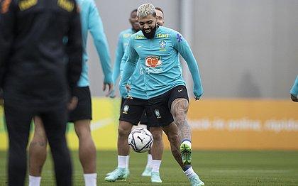 Gabigol é um dos jogadores do Flamengo convocados para a Copa América