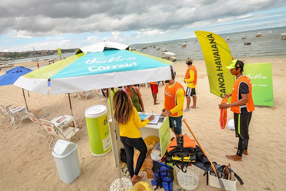 Sou Verão estreia quinta edição na Praia de Tubarão