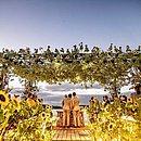 Carlinhos Maia e Lucas Guimarães se casaram nesta terça (21), em Piranhas (AL)