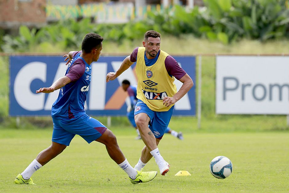 e24639dc4fd51 Gilberto reforça o Bahia na Sul-Americana (Felipe Oliveira   EC Bahia)
