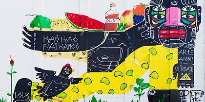 Movimento Urbano de Arte Livre divulga selecionados para a segunda edição