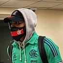 Gabigol pode ser desfalque na próxima partida do Flamengo na Libertadores