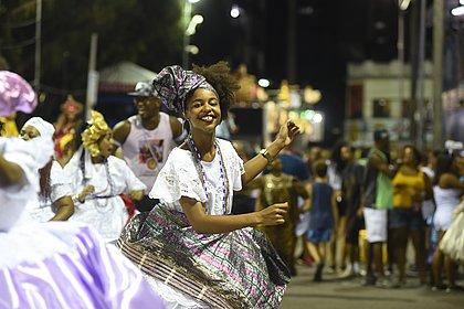 Samba transforma o Campo Grande em um lugar para todas as idades