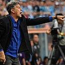 Técnico do Grêmio, Renato Gaúcho critica o VAR