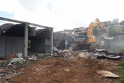 Escola no IAPI começa a ser reconstruída com investimento de R$ 2,5 milhões