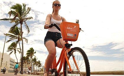 Usuários do Bike Salvador percorrem mais de 33 mil km em 2019
