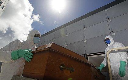 Bahia registra 130 mortes por covid em 24h, maior número de óbitos em junho