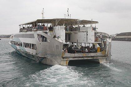 Travessia só no ferry! Lanchas Salvador-Mar Grande estão suspensas