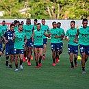 Flamengo fez testes para covid-19 em funcionários, integrantes da comissão técnica e jogadores