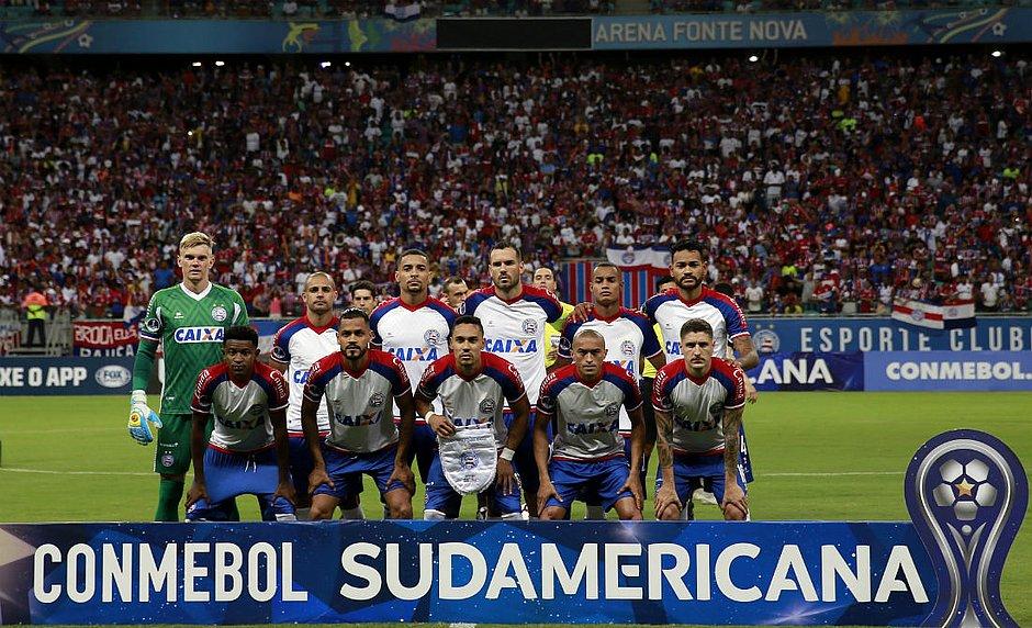 Em 2018, Bahia chegou até as quartas de final