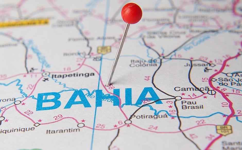 Você consegue adivinhar se essas cidades ficam na Bahia?