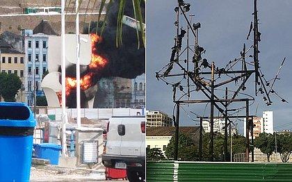 Prefeitura vai contratar empresa para reconstruir Monumento à Cidade de Salvador