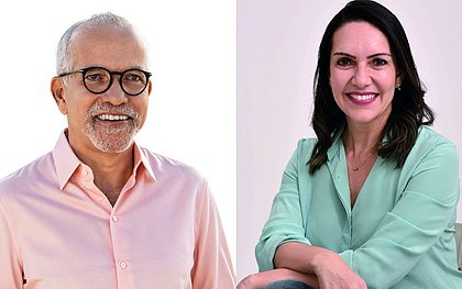 Edvaldo (PDT) e delegada Daniele (Cidadania) disputam o 2º turno em Aracaju