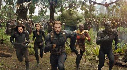Marvel divulga primeiro trailer de Vingadores: Guerra Infinita