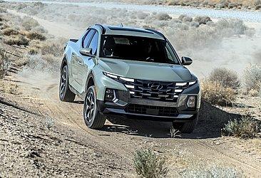 Nos Estados Unidos, a Hyundai começará a comercializar, em breve, a Santa Cruz