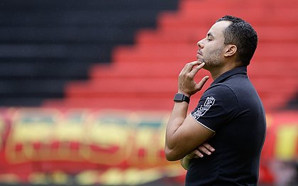 Jair Ventura foi demitido do Sport